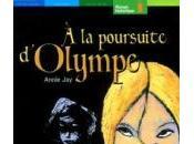poursuite d'Olympe, d'Annie Jay.