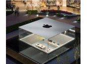 Apple Store d'Istanbul prix pour qualité architecturale