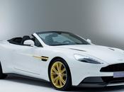 Aston Martin Vanquish Volante: 60ans fête