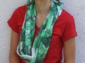 foulards fous boutique Etsy Yaloo