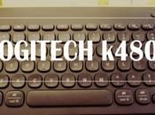 Logitech k480: clavier multifonctionnel pour Mac, iPhone iPad