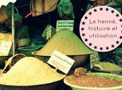 Henné, histoire, utilisation coloration
