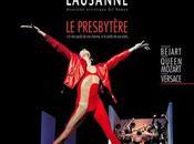 """bien dansez maintenant avec """"Béjart Ballet Lausanne"""" présente Presbytère"""", Palais Congrès Paris avril 2015 tournée."""
