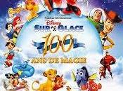 Disney Glace show froid