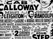 December 1957: premiere Cotton Club Revue Calloway Miami