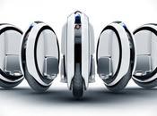 Ninebot véhicule électrique seule roue