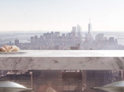 ARCHITECTURE L'appartement plus haut Manhattan