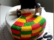 "Gâteau Lego ""Star Wars"""