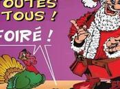 père Noël retour