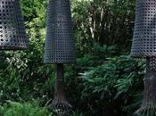 Lampadaire jardin SOLE Samuele Mazza