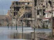CHAOS LIBYE. Syrte: ville frère Guide Mouammar kadhafi bombardée