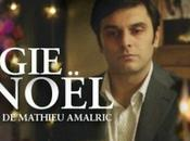Magie Noël Mathieu Amalric signe court métrage bouleversant pour sécurité routière.
