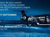 Adidas nous convié Chelsea-Sporting Londres