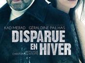 Cinéma Disparue hiver, affiche bande annonce