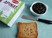 tartinade diététique allégée café vert décaféiné Apinat seulement kcalories (sans sucre ajouté sans beurre)
