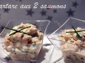 Tartare saumons