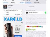 Cydia Deezer Premium gratuit iPhone iPad (iOS