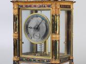 pendules sympathiques d'Abraham-Louis Breguet