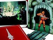 Artbook Figurine Master Universe