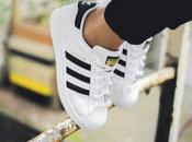 Adidas Original Superstar habille Marais