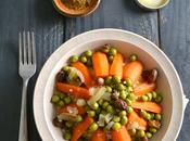 Graine couscous légumes