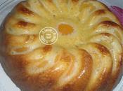 Gâteau moelleux abricots