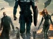 Captain America, soldat l'hiver diffusé vendredi janvier Canal