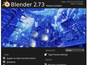Blender 2.73 sorti