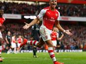Premier League Sanchez brille porte Arsenal