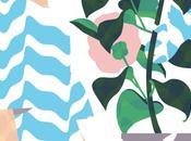 Illustration mode colorée futuriste John Lisle