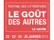 Festival Goût Autres janvier 2015 Havre programme