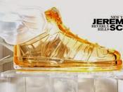 nouvelle fragrance Jeremy Scott pour Adidas...