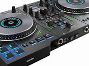 2015 Hercules lance contrôleur mixage DJControl Jogvision