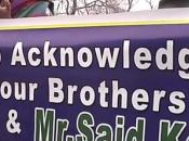 STUPEUR TREMBLEMENTS. Vidéo: funérailles frères Kouachi au…Pakistan