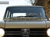 restauré cette Alfa Romeo Giulia, elle construit carrière.