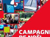 Campagne Noël 2014 Brasseries Kronenbourg associations aidées