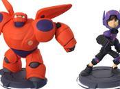 Disney Infinity Nouveaux Héros Hiro Baymax