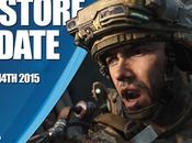 Mise jour PlayStation Store janvier 2015