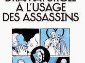 News Manuel dramaturgie l'usage assassins Jérôme Fansten (Anne Carrière)
