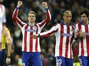 Coupe Torres porte l'Atlético élimine Real