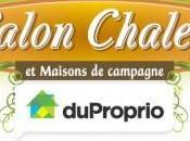 Salon Chalets Maisons campagne Québec février 2015 Stade Olympique