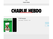Charlie Hebdo l'application disponible iPhone iPad