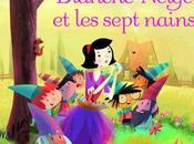 Blanche-Neige sept nains Cendrillon