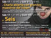 Festival clownesque Haroldo Conti l'affiche]