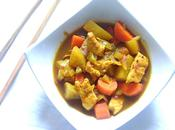 Curry Japonais poulet