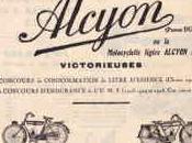 ALCYON marque années l'élégance reconnue