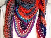 Chèche crochet tuto