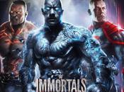 Immortals pour iPhone, iPad, iPod touch désormais disponible