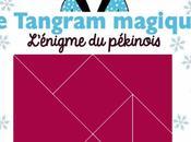 Tangram magique Tome L'Enigme pékinois