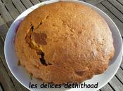 gâteau zébré chocolat (enfin plus moins!!)